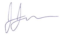 John Jonas Signature